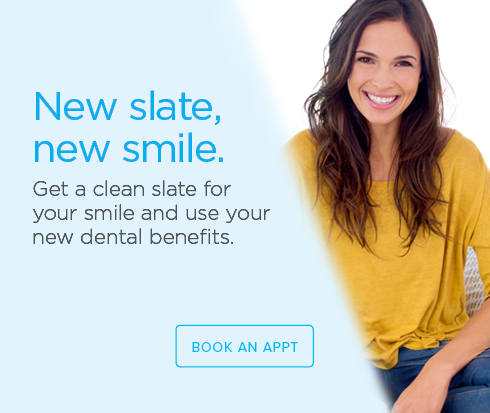 South Lake Union Dentist Office - New Year, New Dental Benefits